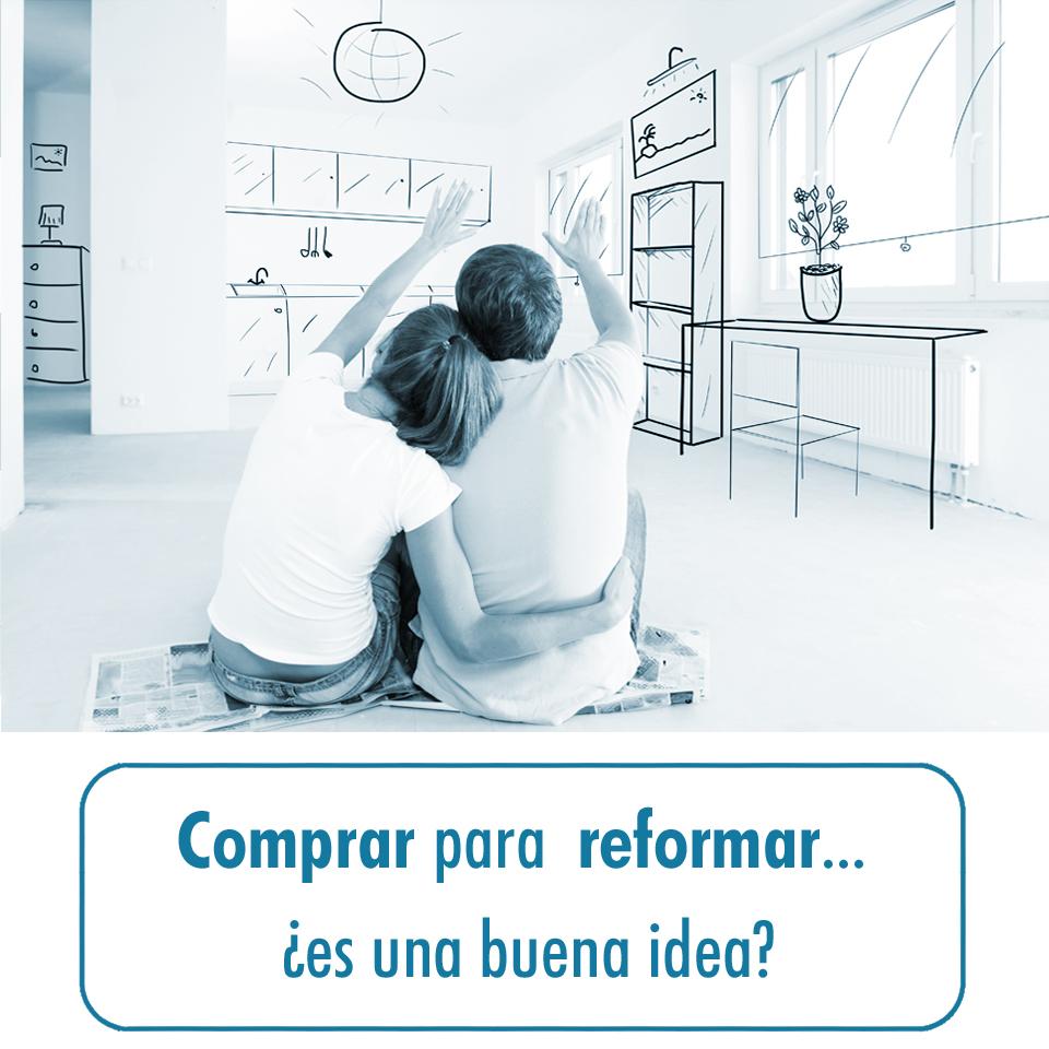 Comprar una vivienda para reformar es una buena idea for Viviendas para reformar